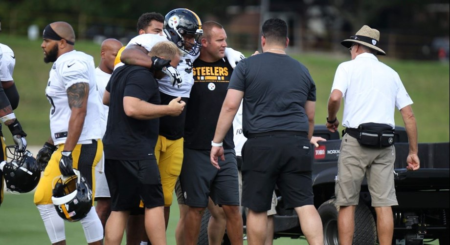 Pittsburgh Steelers veteran left guard Foster ruled out after injury