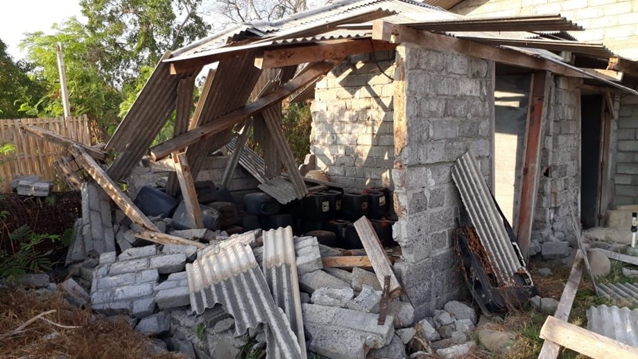 3 people dead after a massive 6.4 magnitude quake hits Lombok