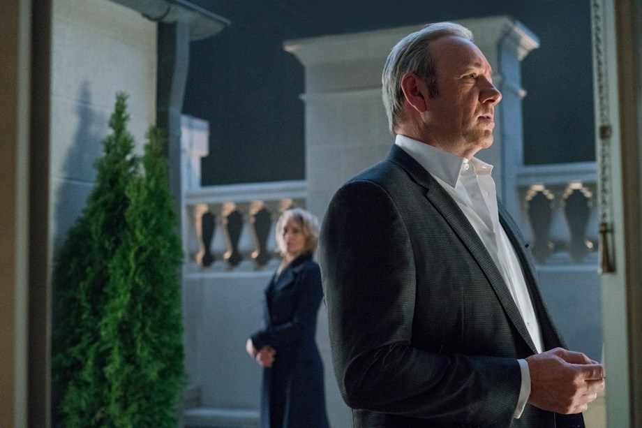 Netflix promises thrilling end to political drama 'House of Cards'