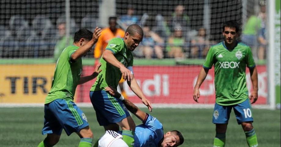 Seattle Sounders rattles New York City FC 3-1, continues winning streak