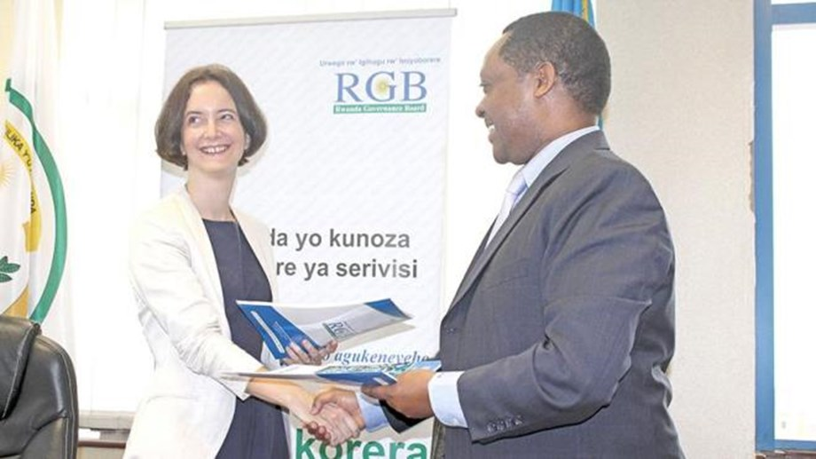 Rwanda: RGB and DFID inked a technical assistance deal