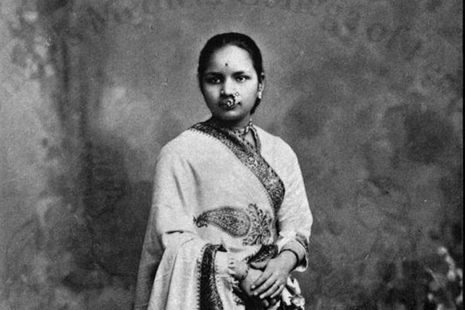 Anandi Gopal Joshi: first Indian female doctor