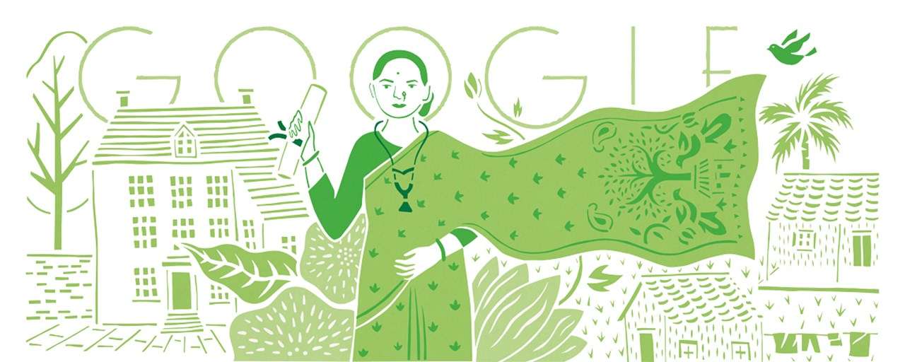India's first female physician's 153 birth anniversary