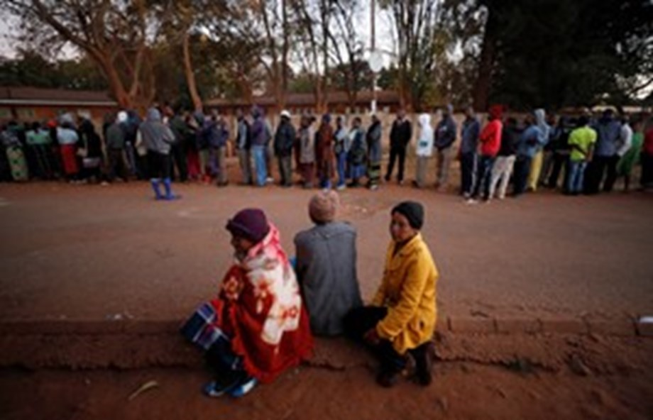 Polls opens in Zimbabwe's for the first time since Robert Mugabe's removal
