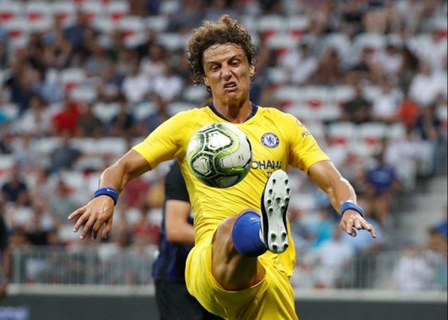 Chelsea defender David Luiz aiming to stay and flourish under Sarri