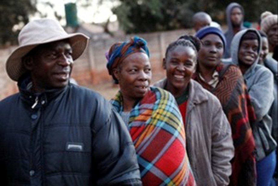 President Mnangagwa, opponent Chamisa in tight race in Zimbabwe elections