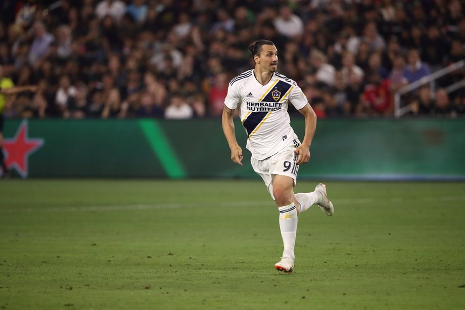 Ibrahimovic has first MLS hat trick e216b0f5b