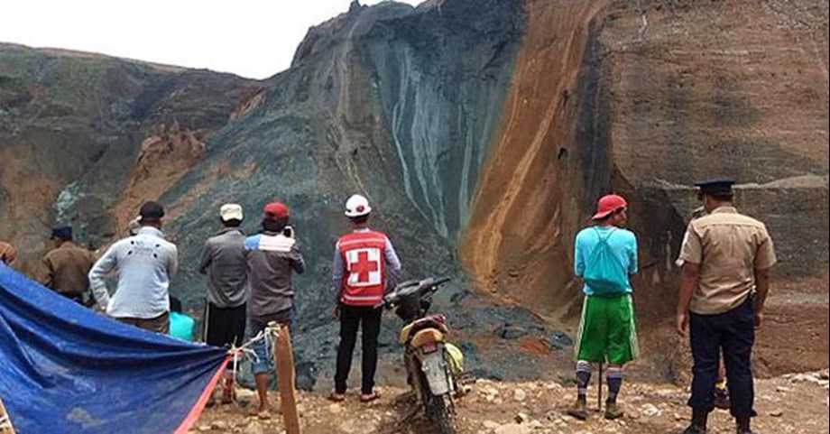 Bodies of 23 Myanmar landslide victims have been recovered: Official