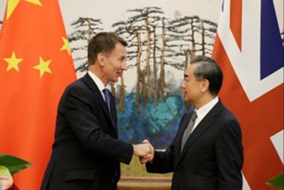 China reiterates door to dialogue with U.S. always open
