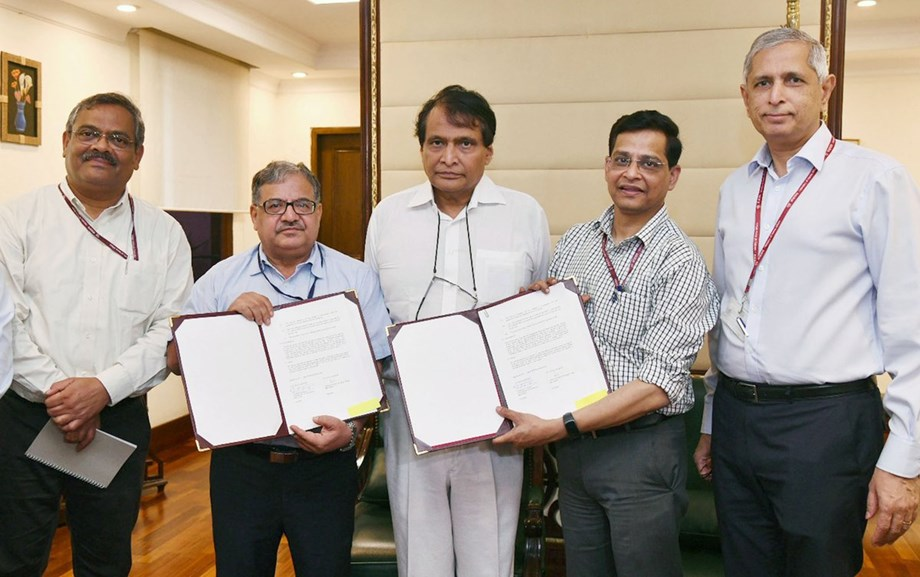 Prabhu says investment in logistics sector to touch USD 500 bn by 2025