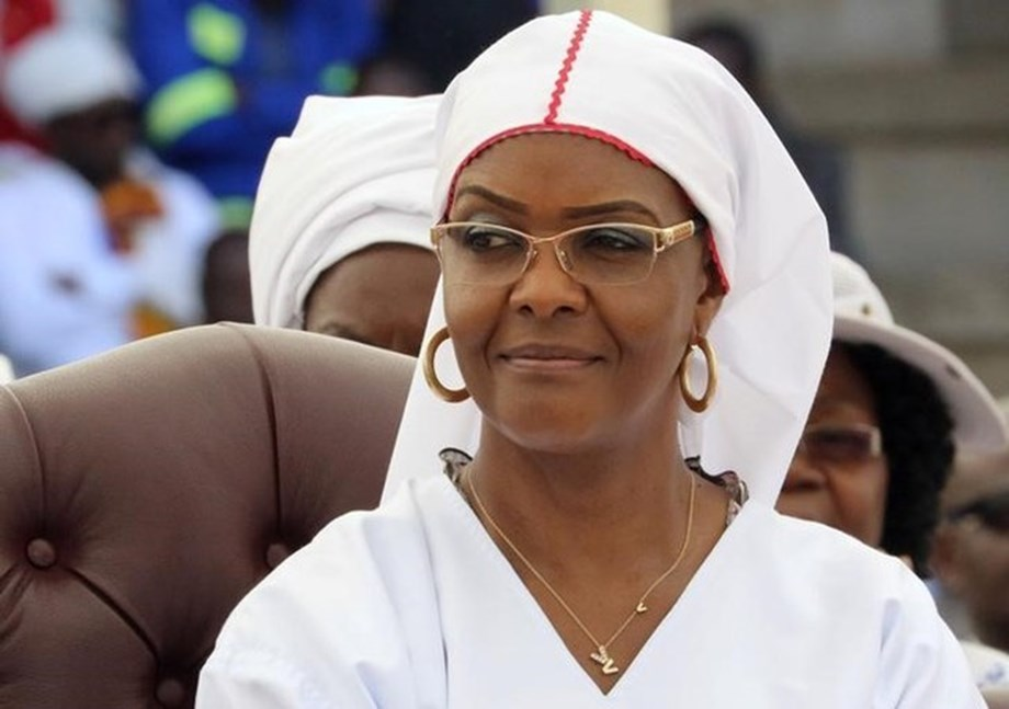 South African court overturns decision to grant Zimbabwe's former first lady Grace Mugabe diplomatic immunity