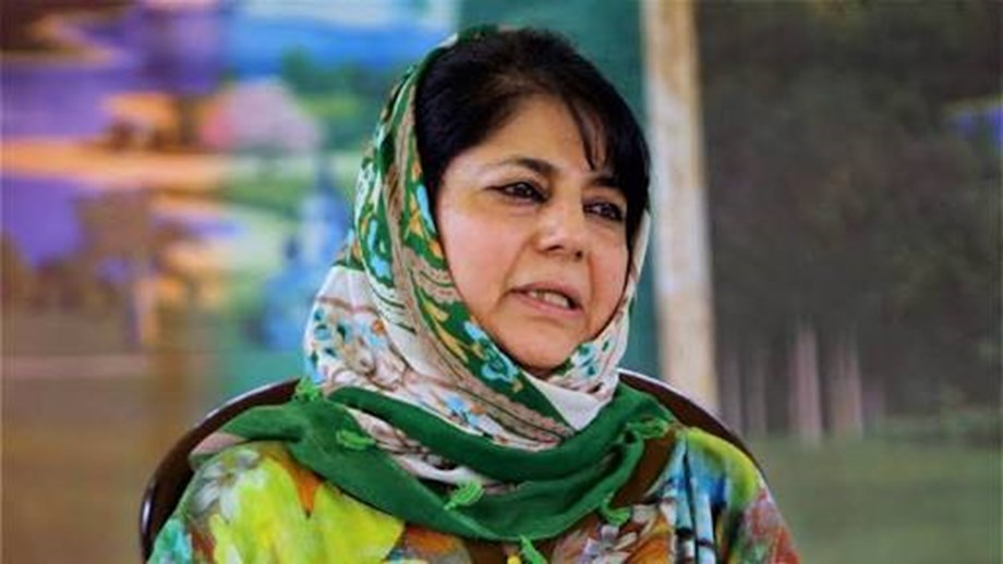 Ex-CM Mufti rejects discrimination allegations over Jammu and Ladakh