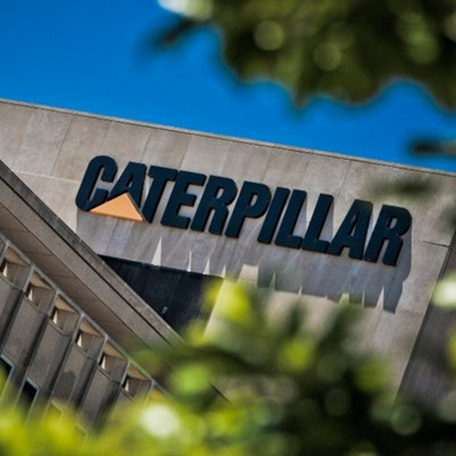Caterpillar jumps on strong Q2 results, raises forecast