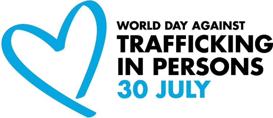 World Day against Trafficking in persons: Responding to the trafficking of children and young people