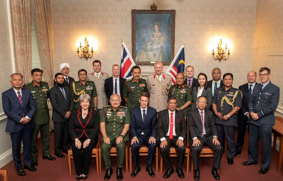 UK's Ministry of Defence to conduct five yearly review of armed forces