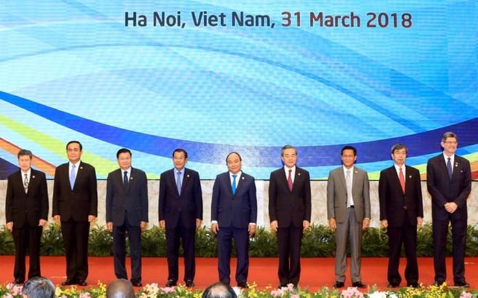 China proposes Mekong countries to be a part of China's BRI