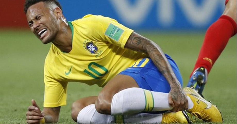 Neymar's decision to use sponsored advert backfires