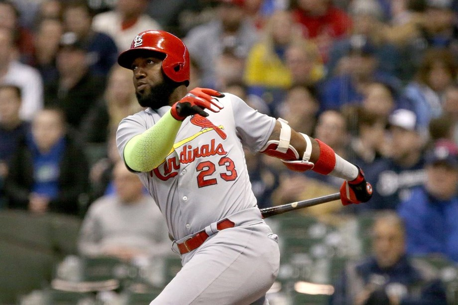 Marcell Ozuna hits solo homer with one out in bottom of 10th inning