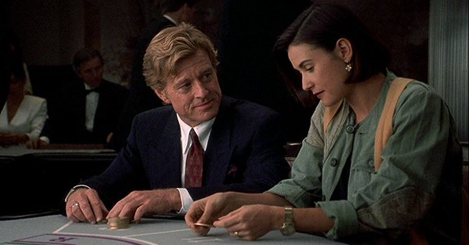 "Paramount Players planning remake of Adrian Lyne's 1993 hit drama ""Indecent Proposal"""