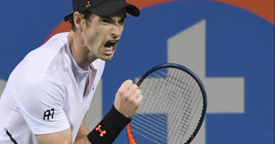 Former world number one Andy Murray far from his best