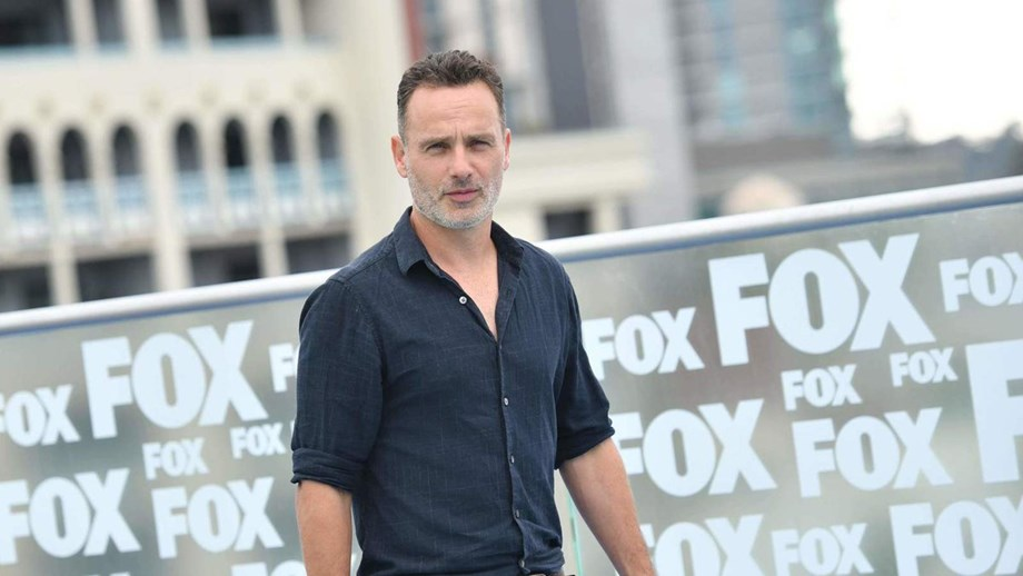 """Actor Andrew Lincoln explains his decision to quit """"The Walking Dead"""""""