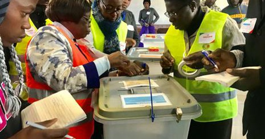 """""""No rigging or cheating in first national election"""", says Zimbabwe's electoral commission"""