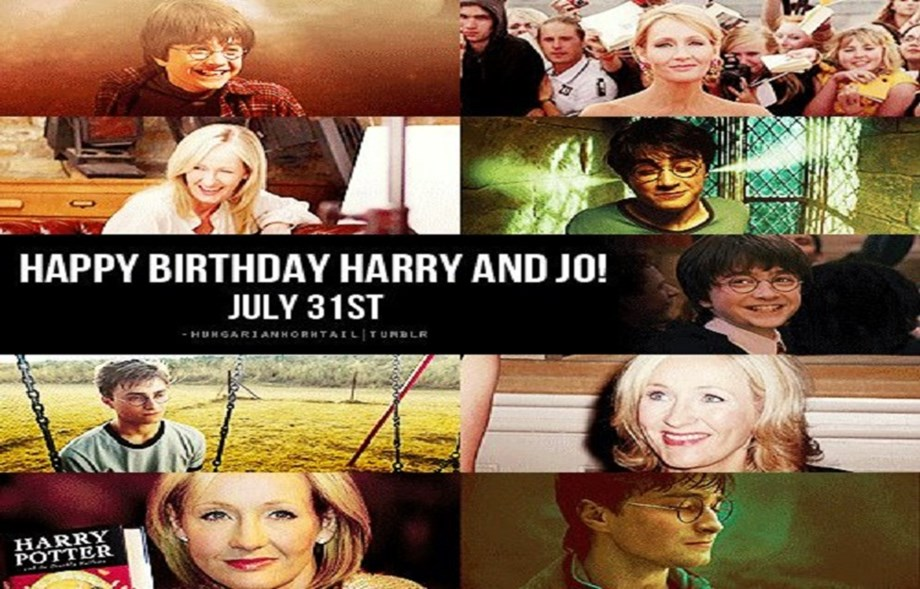 12 years of Harry Potter with J.K.Rowling