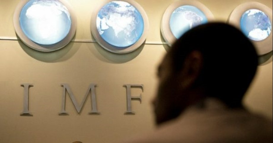 IMF: Christine Lagarde meets Abdo Benitezand congratulates him