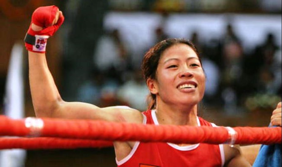 Boxing champ Mary Kom extends management contract with IOS