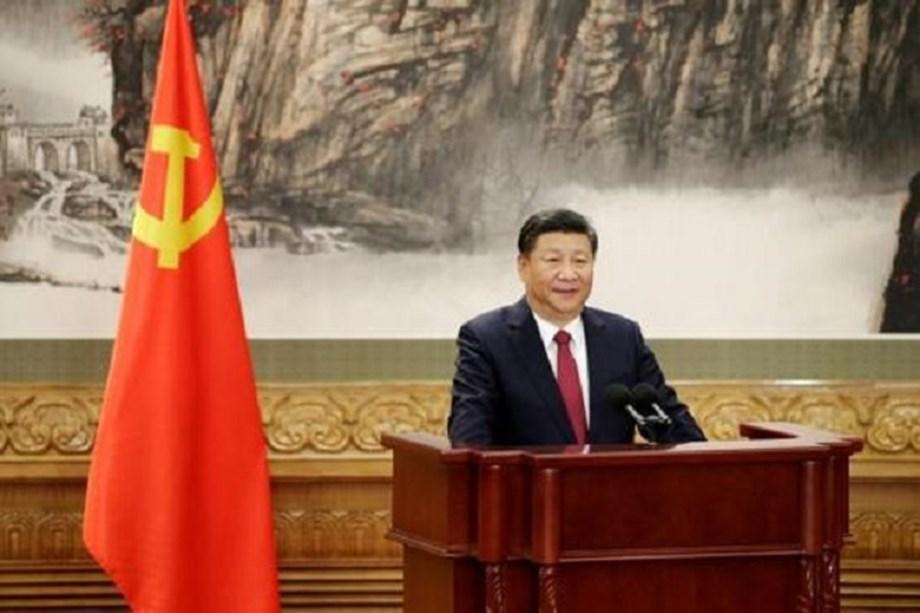 Modi meets Xi, discusses efforts to enhance bilateral ties