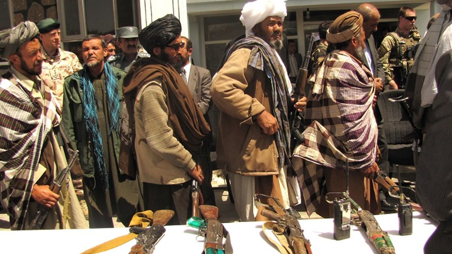 Around 100 Afghan soldiers fled their posts during battle with Taliban
