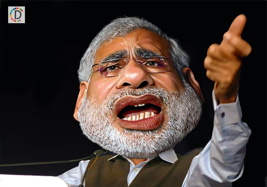PM Modi mocks 'insecure' Chandrashekhar Rao, Congress in Telangana