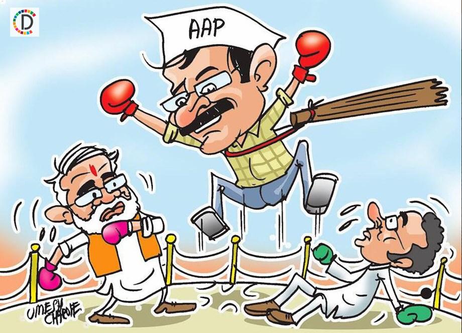 Kejriwal, Vijay Goel trade barbs on Twitter over electoral list meddling
