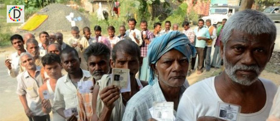 Bengal records over 38 voter turnout till 11 am; highest among all states