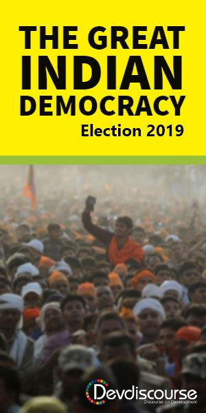The Great Indian Democracy - Election 2019