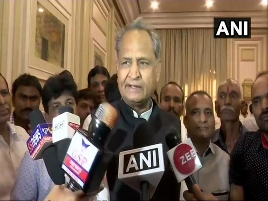 Kovind was made president considering Gujarat assembly polls in 2017: Gehlot