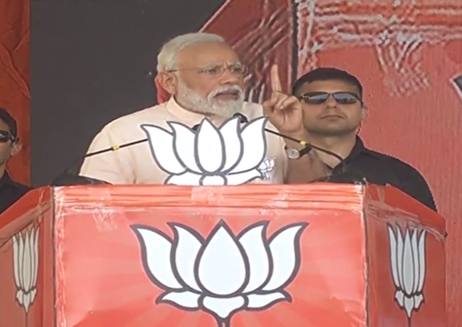 Modi urges people to exercise their franchise in phase one of LS polls