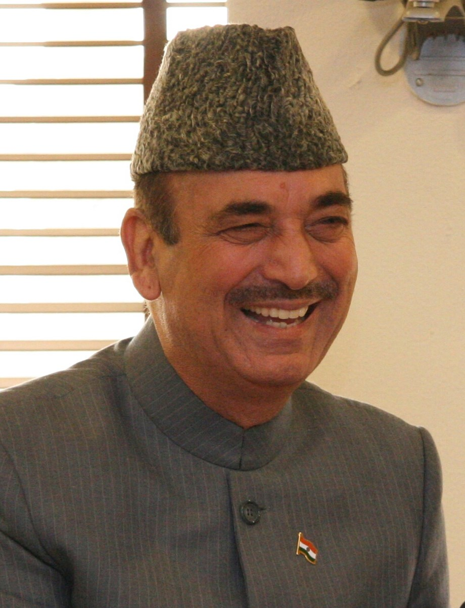 Ghulam Nabi Azad declares as 'invalid' poll committee formed by Tanwar in Haryana