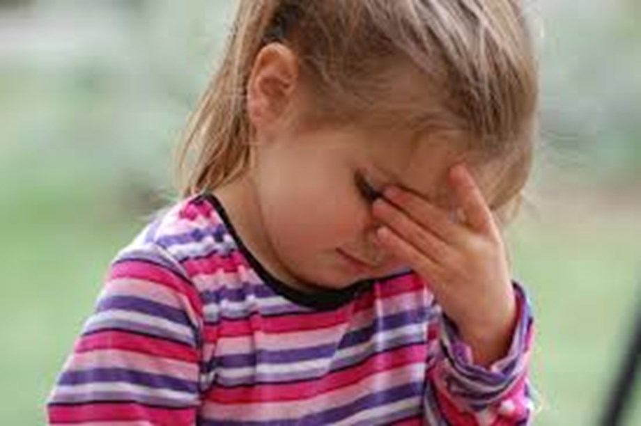 Here's how parents can help children combat stress