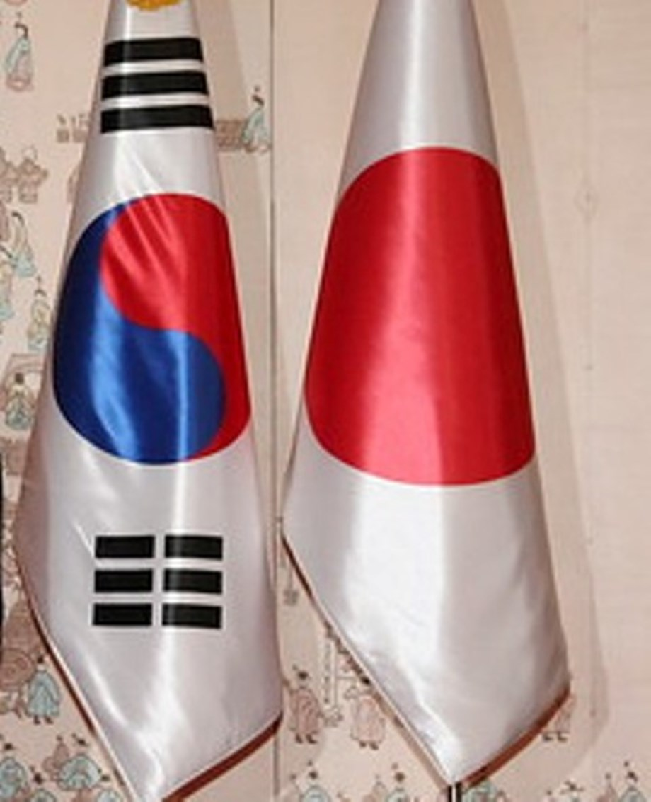 UPDATE 1-More acrimony in Japan-S. Korea row as Tokyo lodges protest
