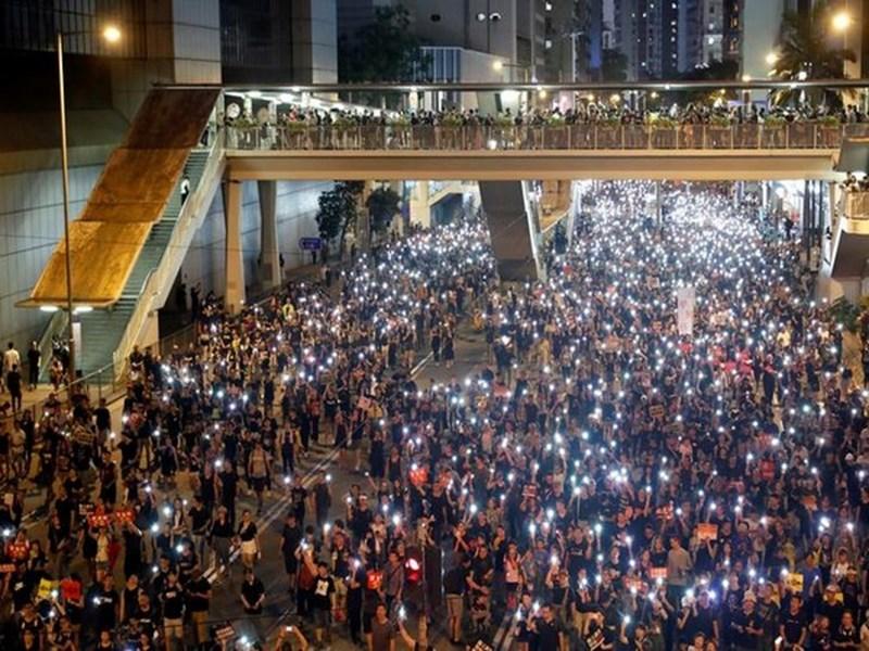 Hong Kong protests LIVE: Legislative Council badly damaged; police issues fresh warning