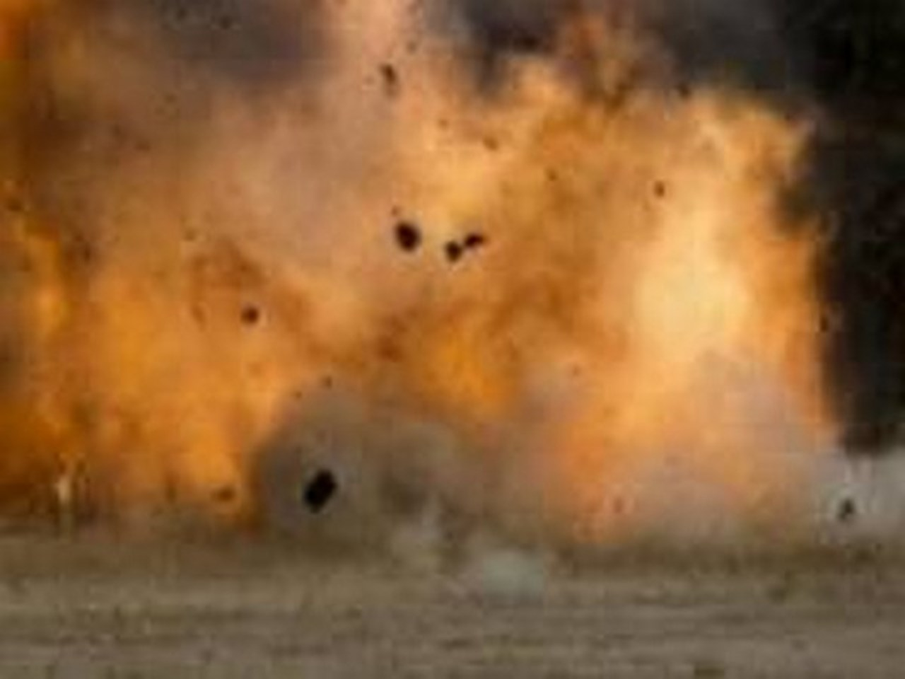 Explosions rock 2 Somalia cities as 4 killed in Baidoa