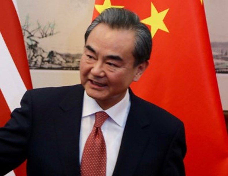 Chinese, Vatican foreign ministers hold first meeting: state media