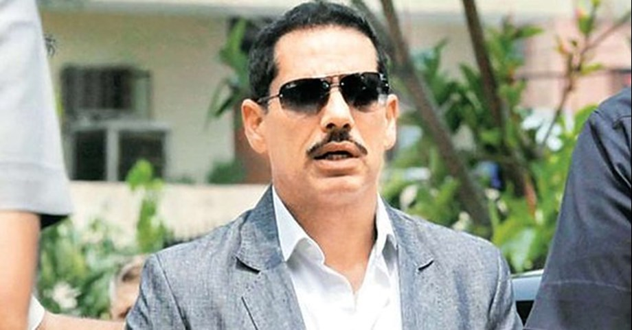 Vadra accuses Centre of trying to damage his reputation after fresh ED summons