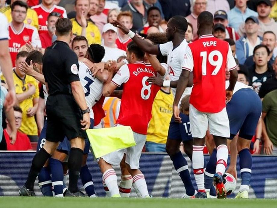Premier League: Arsenal, Tottenham play out a draw