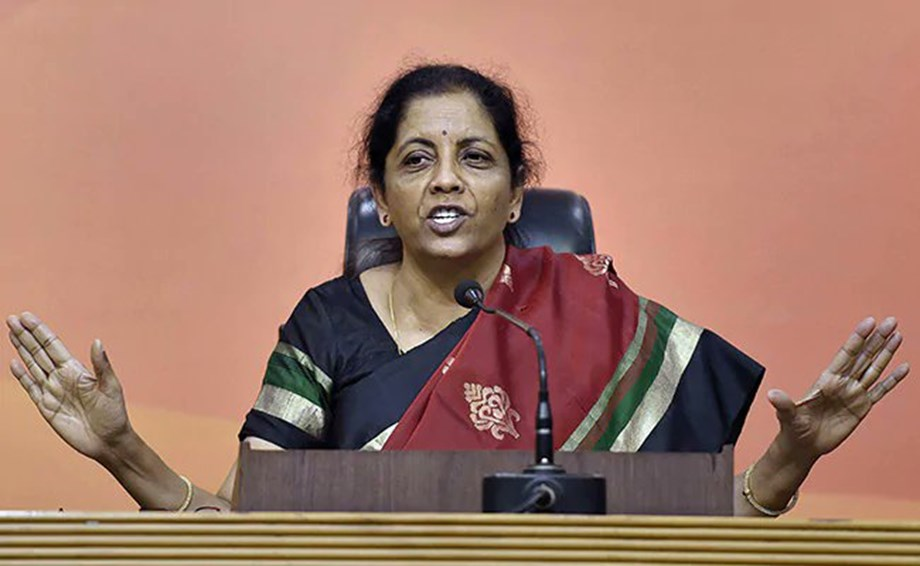 Sitharaman makes sharp jibe against Congress for 'misleading' Rafale comments