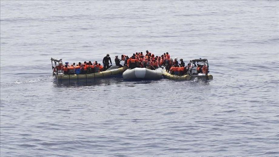 UPDATE 2-Nine dead, 25 missing as migrant boat sinks off western Turkey - coast guard
