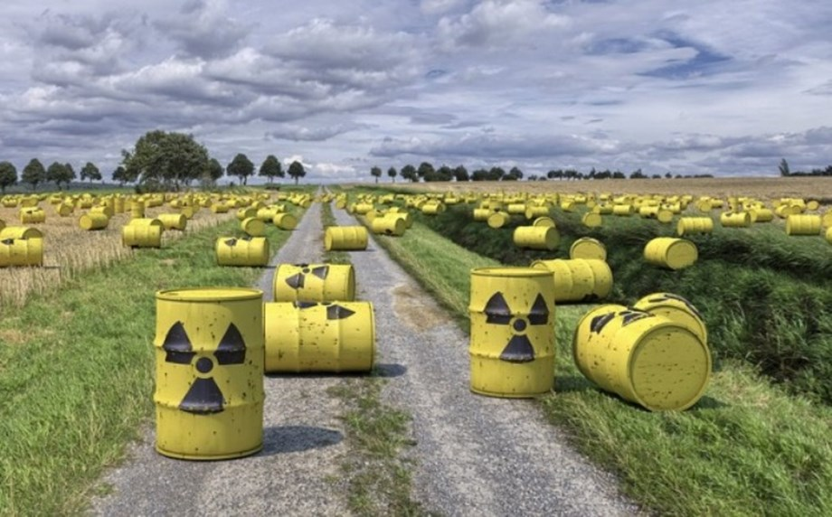 Luxembourg committed to safe radioactive waste management : ARTEMIS mission