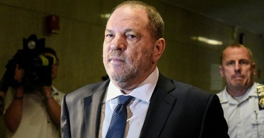 Harvey Weinstein accused of sexually assaulting minor