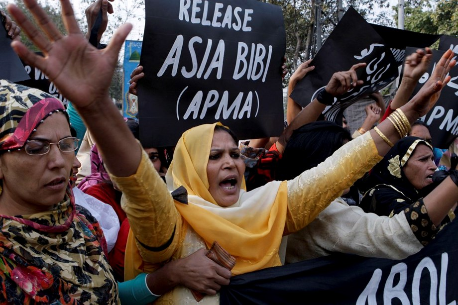 Asia Bibi's lawyer flees Pak fearing for life; requests govt to protect family
